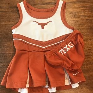 Other - Texas Cheer Uniform